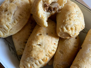 Bake-Along #36: Sausage Cheese Turnovers