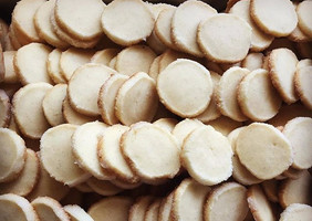 Hundreds of #buttery #Shortbread #Cookie