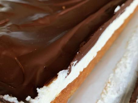 Bake-Along #18: Boston Cream Pie Blondies