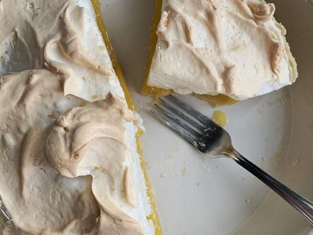 Bake-Along #17: Citrus Meringue Pie