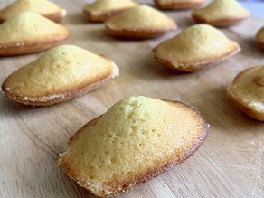 Bake-Along #30: Madeleines