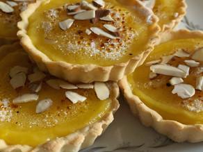 Bake-Along #35: Orange Almond Tartlets