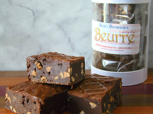 Ben's Brownies Jar