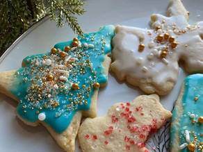 Bake-Along #39: Brown Sugar Holiday Cookies (with special guest!)