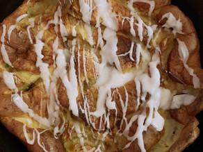 Bake-Along #37: Cinnamon Swirl Dutch Baby