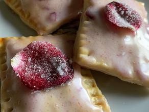 Bake-Along #45: Rose Petal Pop Tarts (Valentine's Day Date Recipe!)