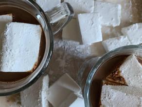 Bake-Along #48: Vanilla Marshmallows (and drinking chocolate!)