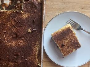Bake-Along #26: Tiramisu Poke Cake