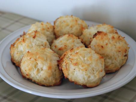 Bake-Along #10: Coconut Macaroons