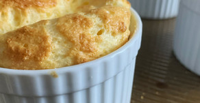 Bake-Along #24: Cheese Soufflé