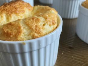 Bake-Along #24: Cheese Soufflé