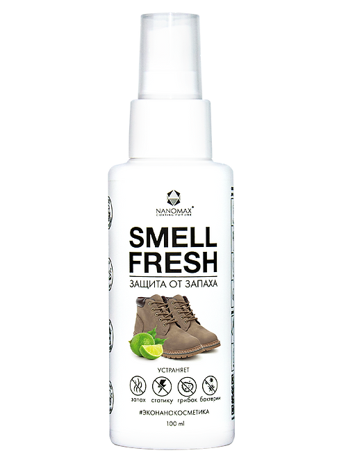 SMELL FRESH 100 ml / ДЕЗОДОРАНТ ОСВЕЖИТЕЛЬ 100 мл