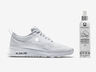 Уникальная нанокосметика для защиты одежды и обуви.