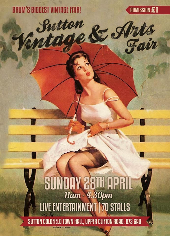 Sutton Vintage and Crafts Fair