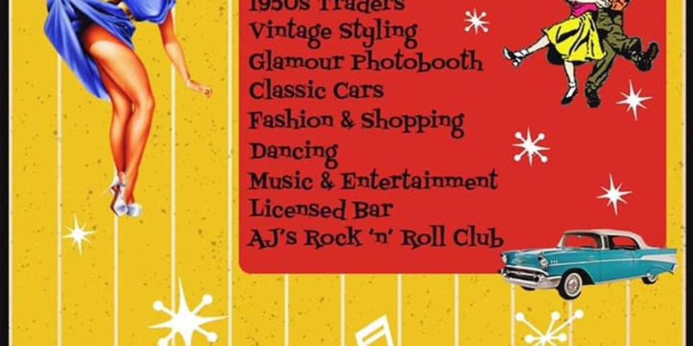 Cruisin' at Vintage Retreat -Lower Harding Street, Northampton, NN1 2JL