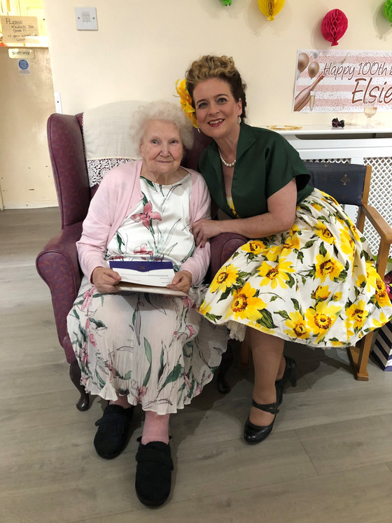 Elsie's 100th Birthday