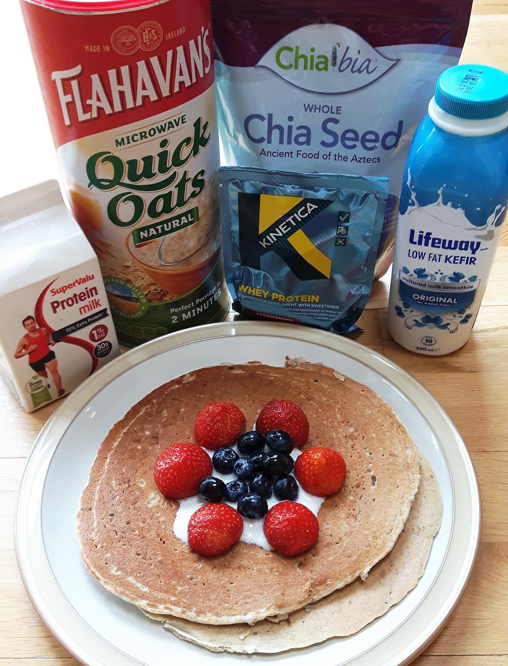 All Irish Ingredients €0.57/Pancake at SuperValu