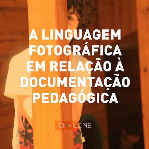 A linguagem fotográfica em relação à documentação pedagógica [abril]