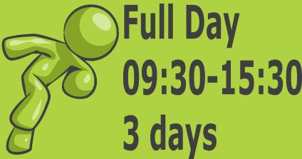 Full Day - 3 days