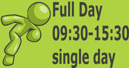 Full Day - single day