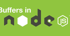 Node.js Buffers