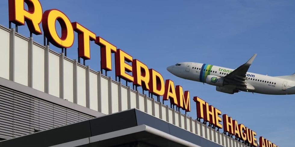 Rondleiding bij Rotterdam The Hague Aiport