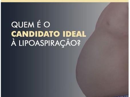 Quem é o candidato ideal à lipoaspiração?