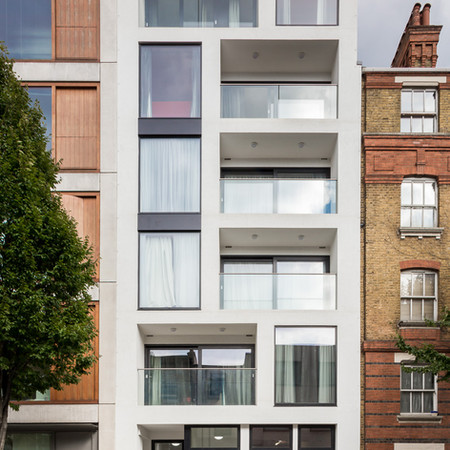 A big redevelopment push has transformed the make-up of King's Cross, including the Cuckooz new residence.