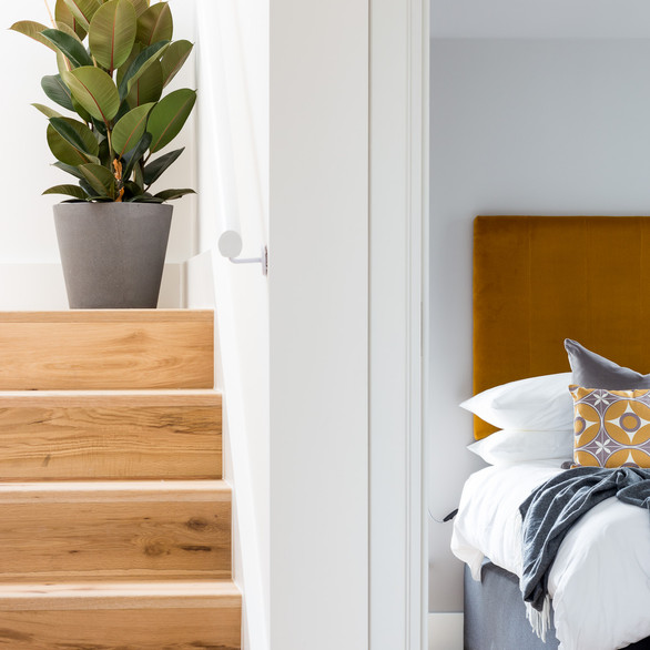 The serviced apartments range from 1 bedroom, to 3 bedroom duplex apartments with a high specification fit out.