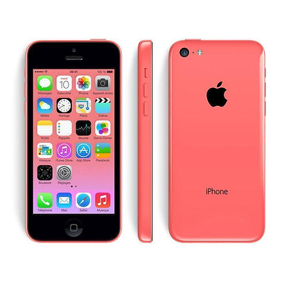 """• Iphone 5c """"16"""" go rose"""