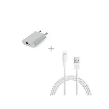 • Connecteur Lightning & Adaptateur secteur