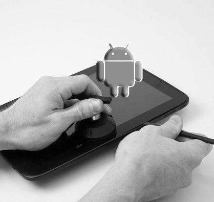 Remplacement vitre tablette