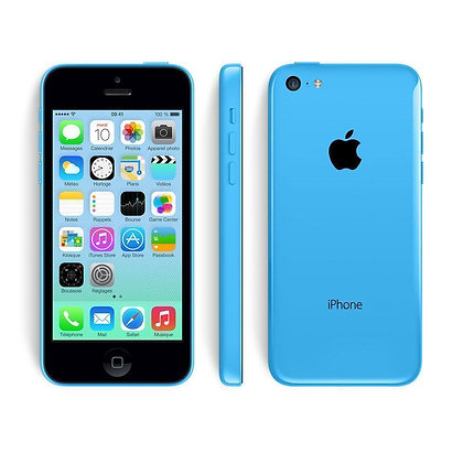 "• iphone 5c ""16 go"" bleu"