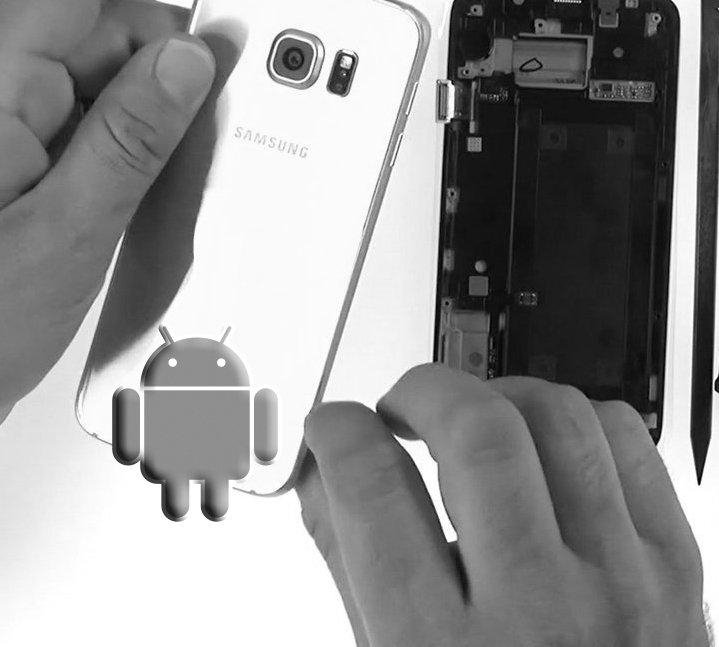 Réparation panne Android