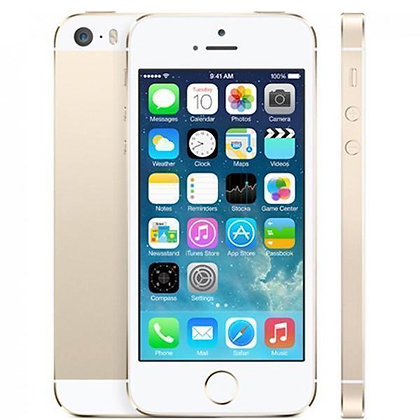 "• Iphone 5s ""16 go"" gold"