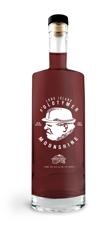 Chocolate Moonshine Whiskey