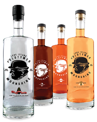 Various flavors of moonshine