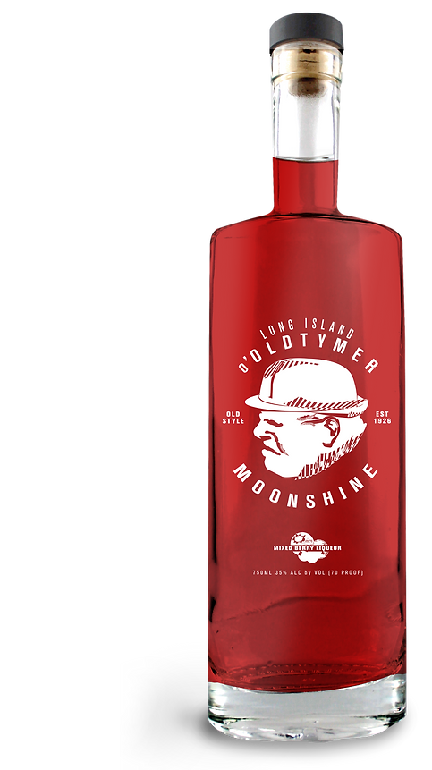 Mixed Berry Moonshine Whiskey