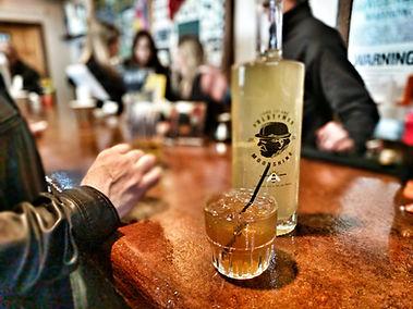 LI o'Oldtymer Moonshine Cocktails