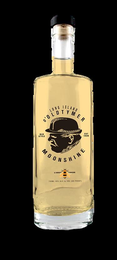 Honey Moonshine Whiskey