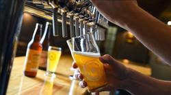 Local Beers Servered