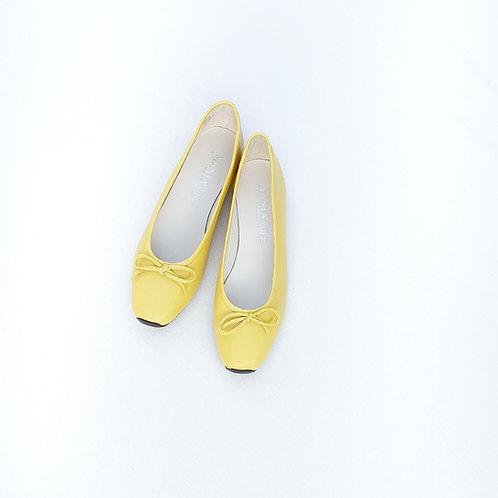 MANIA Ballerina Zitronengelb