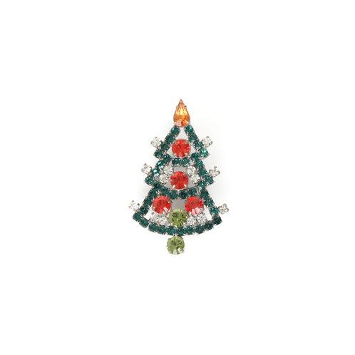 Weihnachtsbrosche