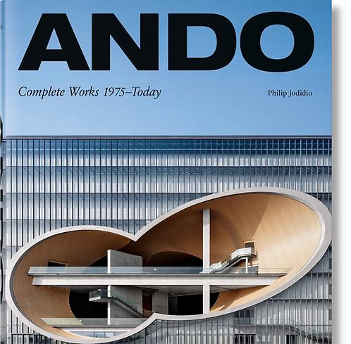 Tado Ando - L'œuvre complet