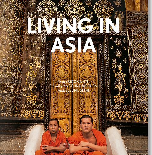 Living in Asia