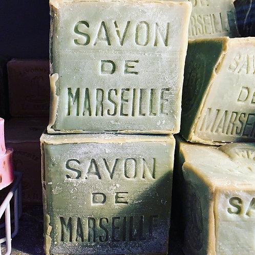 Cube 1kg savon de Marseille