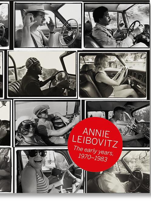 Annie Leibovitz, les premières années : 1970-1983