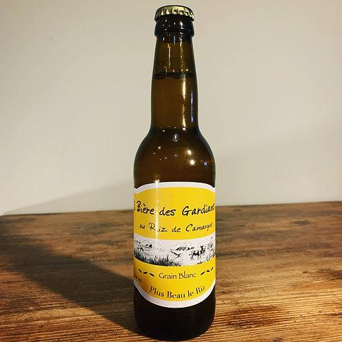 Bière des gardians - blonde - 33cl