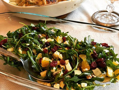 Green Salad with Citrus