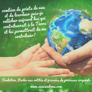 Es-tu prêt à être la contribution pour la Terre ?
